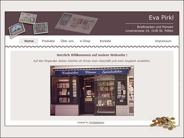 Evas Briefmarkenshop
