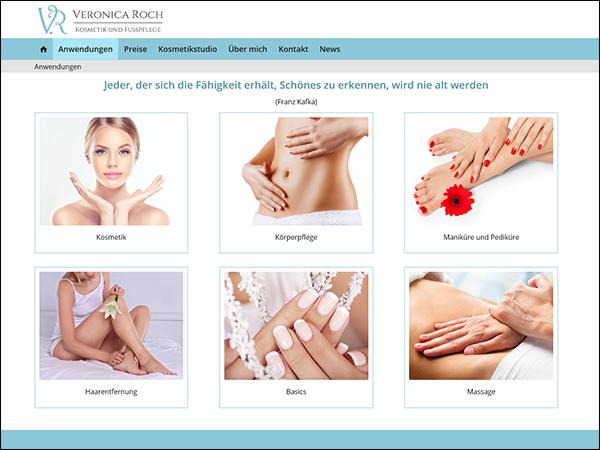 Veronica Roch - Kosmetik und Fußpflege